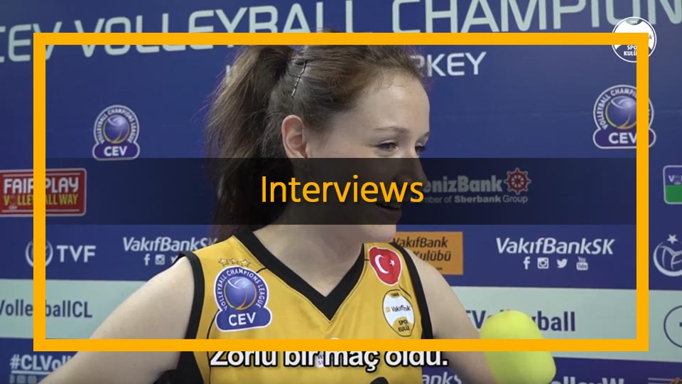 sports team social media interviews