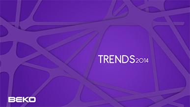 epik işler tarafından yapılan Beko design trends 2014 animasyon önizlemesi
